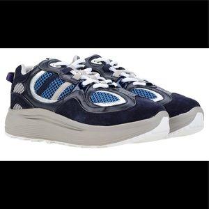 Eytys Jet Turbo Sneaker Blue Size 12